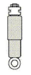 1-Amortiguador-amortiguador-amortiguador-suspension-trasera-OPEL-ZAFIRA-Gas