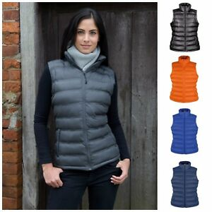 Womens-Quilted-Padded-Bodywarmer-Gilet-Gillet-Sleeveless-Coat-Jacket-Puffer-Down