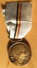 Médaille du Mouvement Nationale Belge MNB BNB 1940-45 - résistance