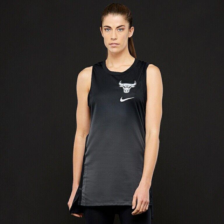 Analytisch Nike Nba Chicago Stier Damen Ärmelloses Top