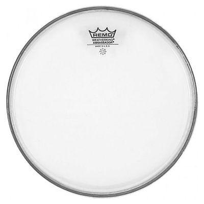 remo snare drum heads ambassador hazy 13 diameter ebay. Black Bedroom Furniture Sets. Home Design Ideas