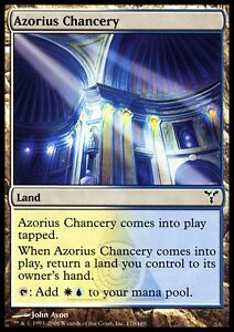 MTG-Magic-C-Dissension-Azorius-Chancery-SP