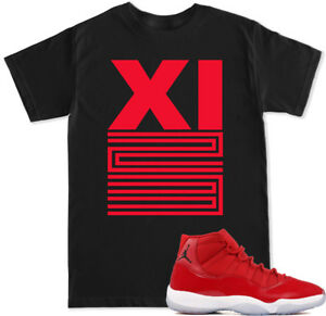 4e64bda1b07f68 XI 23 T Shirt to match with Air Jordan 11 Retro 11 Win Like 96 Gym ...