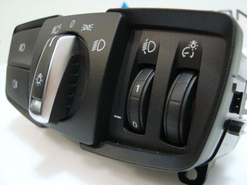 F23 F30 F31 F34 F32 F33 F36 Bedieneinheit Licht Schalter Light 9265305 BMW F20