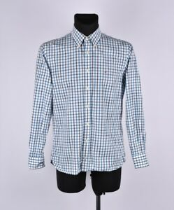 Tommy-Hilfiger-a-Medida-Hombre-Camisa-Talla-M