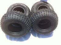 Four Tires 145/70 - 6 Go-kart, Lawn Tires 145 X 70 - 6