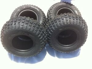 4-NEW-ATV-TIRES-145-70-6-2-front-and-2-rear-145x70x6-14-5-0-6