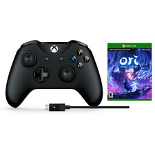Xbox Wireless Controller and Cable for Windows + Ori and the Will of the Wisps X