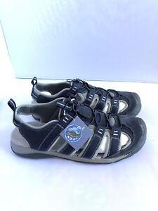 36675503b39e New Croft   Barrow Legato Men s Ortholite Fisherman Sandals Size 12 ...