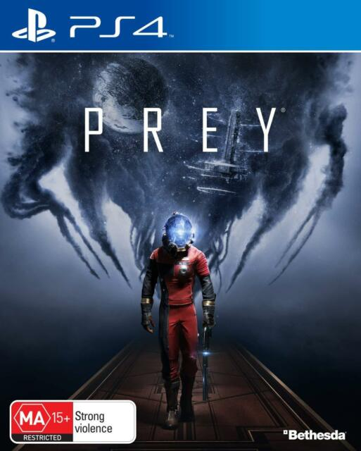 Prey - Playstation 4 (PS4) Brand New Sealed