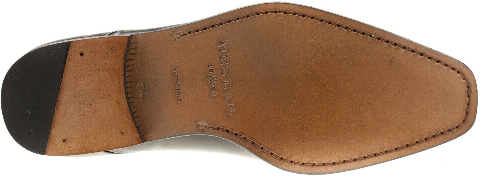 Mezlan Herren Herren Herren 15671 Schwarzes Leder Kappe Zeh Oxford Formelle Schuhe 58a58f