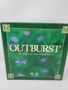 Outburst-Game-by-Parker-Brothers-Vintage-1988-Edition-100-Complete