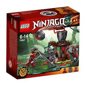 LEGO-NINJAGO-70621-Vermillion-Falle-NEU-OVP-The-Vermillion-Attack-NEW-NRFB
