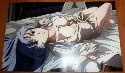 Poster A3 Akame Ga Kill Esdeath Ecchi Manga Anime Cartel Decor Impresion