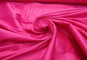 shantung-dupioni-faux-silk-fabric-59-034-wide-sold-by-the-yard-Fuschia-color
