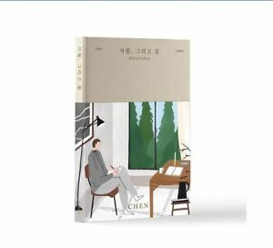 APRIL-AND-A-FLOWER-by-CHEN-The-First-Mini-Album-Flower-Ver-EXO