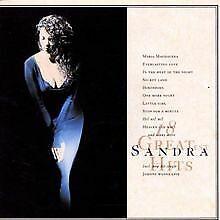 18-Greatest-Hits-von-Sandra-CD-Zustand-gut