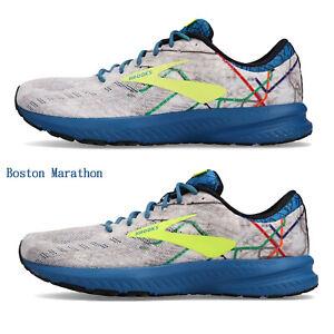 0240c50b888ce Brooks Launch 6 Boston T Men Women Marathon Special Edition Running ...