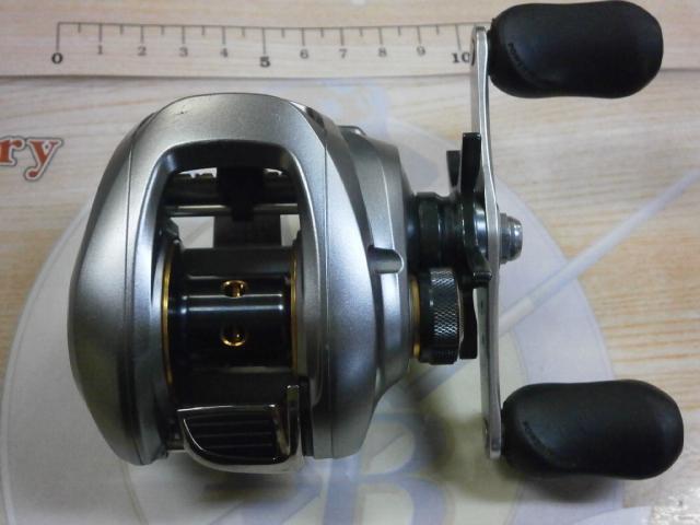 Used Shimano 09 ALDEBARAN Mg RH Baitcasting Reel Japan F/S 072