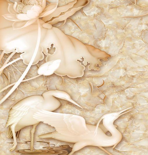 3D Oiseau 12 Fond d'écran étage Peint en Autocollant Murale Plafond Chambre Art
