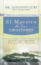 El Maestro de las Emociones by Augusto Cury (2008, Paperback)