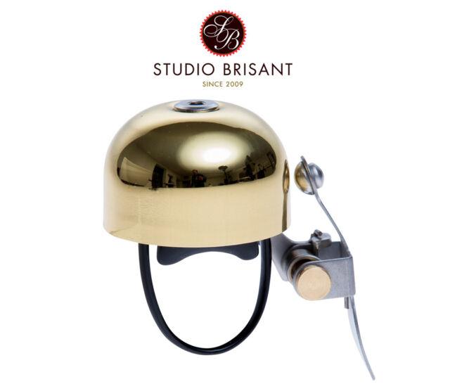 """Crane Klingel E-Ne Bell """"Japan High Tech"""" silber + black + kupfer + gold + chrom"""