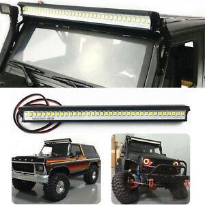 Light-Bar-Led-Light-Lamp-per-Scx10-90046-D90-Traxxas-Trx4-1-10-Rock-Crawler