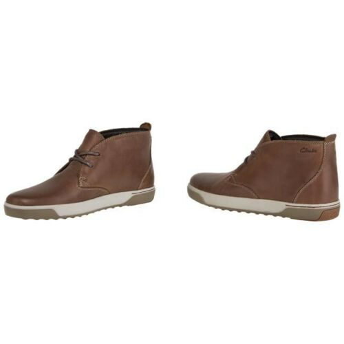 Top Clarks 10 Boots Leather Nadel Tan Uk Mens gqEwarqA
