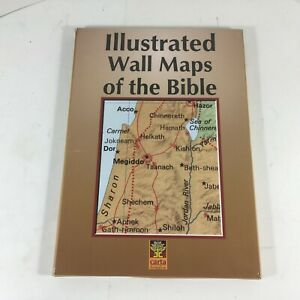Illustrated-Wall-Maps-of-the-Bible-Maps-VGC-Missing-Atlas