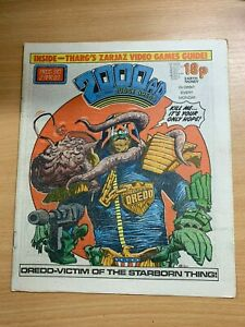 2000AD-Prog-310-2-Avril-1983-GB-Grand-Papier-Bd-Judge-Dredd