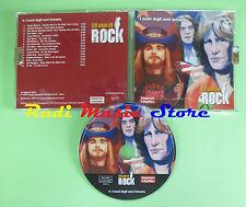 CD 50 ANNI DI ROCK 4 SUONI SETTANTA compilation PROMO 2004 KINKS WHO CHIC (C22*)