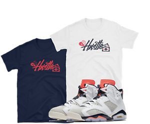 b5372008f0c11a Image is loading Air-Jordan-Retro-6-Tinker-Infrared-Red-Navy-