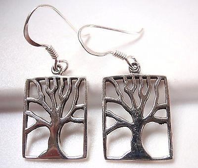 Small Tree of Life Pendant 925 Sterling Silver Corona Sun Jewelry