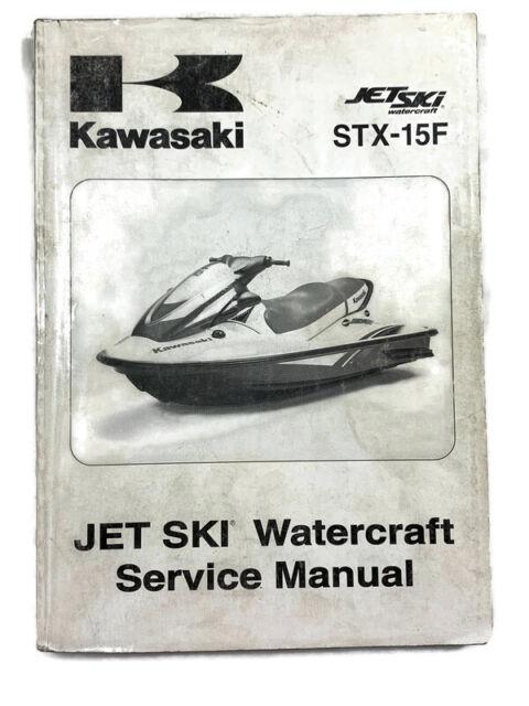 Kawasaki Oem 2004 Jet Ski Stx