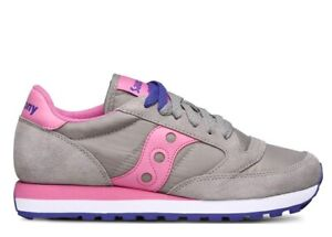 Saucony-Jazz-S1044-463-Sneakers-Donna-Scarpa-Casual-Sportiva-Inv-18