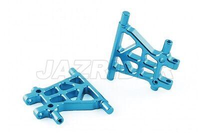 Jazrider Aluminum Rear Knuckle Arms Hub Carrier Set For Tamiya TT02//TT02D RC Car