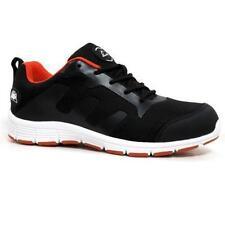 Para Hombre Groundwork Trabajo Ligero Gorra Puntera De Acero Seguridad Zapatillas Zapatos Talla Uk 10