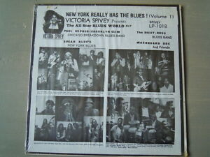 Various-NEW-YORK-REALLY-HAS-THE-BLUES-VOL-1-Lp-Press-USA