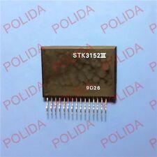 1PCS Audio Power AMP IC MODULE SANYO SIP-15 STK3152III STK-3152III STK3152
