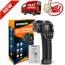 Digital Ir Infrared Laser Temperature Thermometer Heat Thermal Gauge Sensor