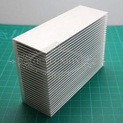 100*69*36mm Heatsink Aluminum Heat Sink Fit LED & Transistor IC Module Power PBC