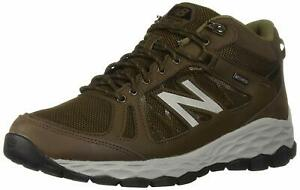 New-Balance-Mens-1450-Low-Top-Lace-Up-Walking-Shoes-Brown-Size-11-5-xTxf
