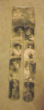 Victorian Time Tights featuring Edwardian actresses. Steampunk / Gothic & Lolita