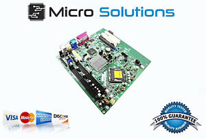 EXACT-PART-C27VV-Dell-System-Motherboard-Socket-LGA-775-Ethernet-NO-CPU
