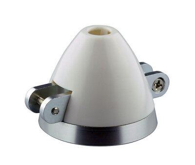 Ø 47mm Klappspinner Turbospinner Spannhülse für Welle Ø 4mm Yuki 191066