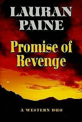 Promise of Revenge: A Western Duo (Five Star Western Series)-ExLibrary
