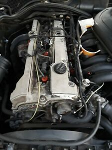 1996-1999 MERCEDES W140 S320 E320 straight 6 ENGINE WIRING ...