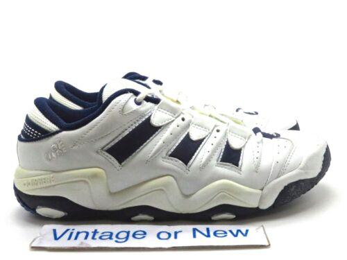 s da allenamento 90 1997 bianche da Vtg Adidas Scarpe da donna tennis Sz da 5 8 donna 4vcYPqT