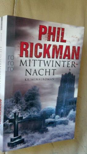 1 von 1 - Phil Rickman: Mittwinternacht