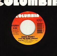 Eddie Money - Take me home tonight - Original issues